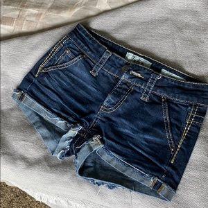 Daytrip Lynx Jean shorts